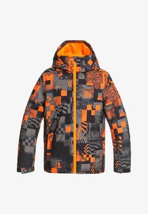 Winter jacket - shocking orange radpack