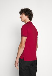 Emporio Armani - Polo shirt - dark red - 2