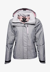 Superdry - HURRICANE - Windbreaker - grey marl - 1