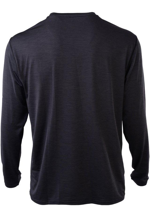 MELL - Sports shirt - 1001 black