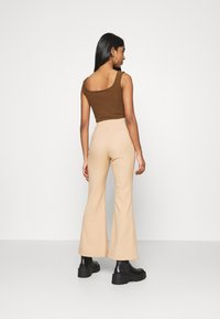 Monki - SAY - Top - brown - 0