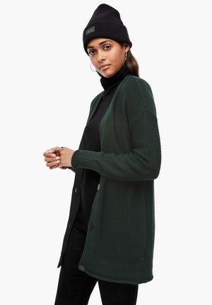Cardigan - dark green