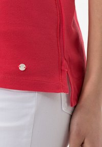 BRAX - STYLE CLEO - Polo shirt - papaya - 3