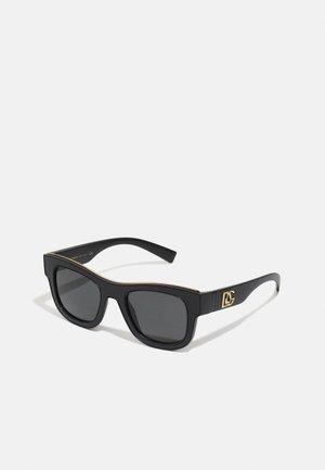 UNISEX - Aurinkolasit - matte black
