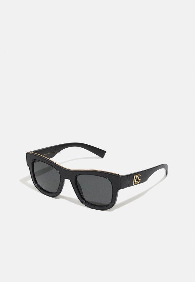 UNISEX - Solglasögon - matte black