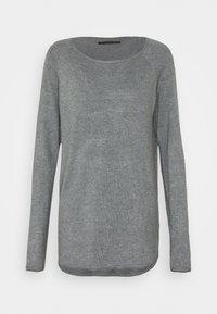 ONLY Tall - ONLMILA LONG - Jumper - medium grey melange - 0
