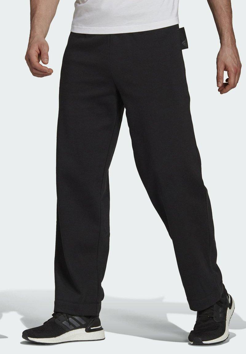 adidas Performance - M FI CC FL PANT - Pantaloni sportivi - black