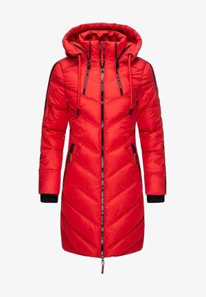 ARMASA - Winter coat - rot