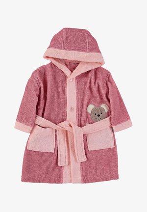 BADEMANTEL MABEL - Dressing gown - light pink