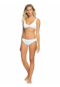Roxy - MIND OF FREEDOM  - Bikini bottoms - bright white - 1