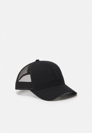 BASEBALL CAP ENCORE TRUCKER - Lippalakki - black