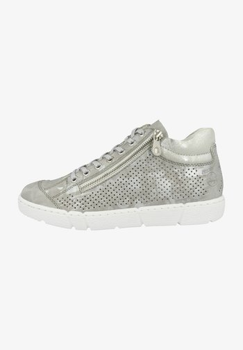 Trainers - cement-fog silver (n1745-40)