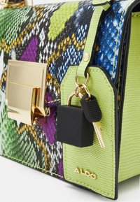 ALDO - BUGSY - Handbag - purple/light gold - 3