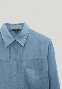 Massimo Dutti - Skjortebluser - light blue - 5