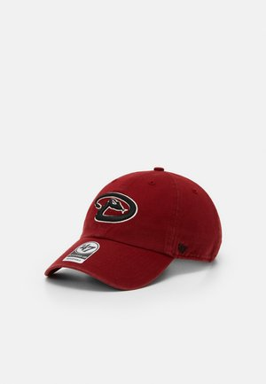 ARIZONA DIAMONDBACKS CLEAN UP UNISEX - Casquette - dark red