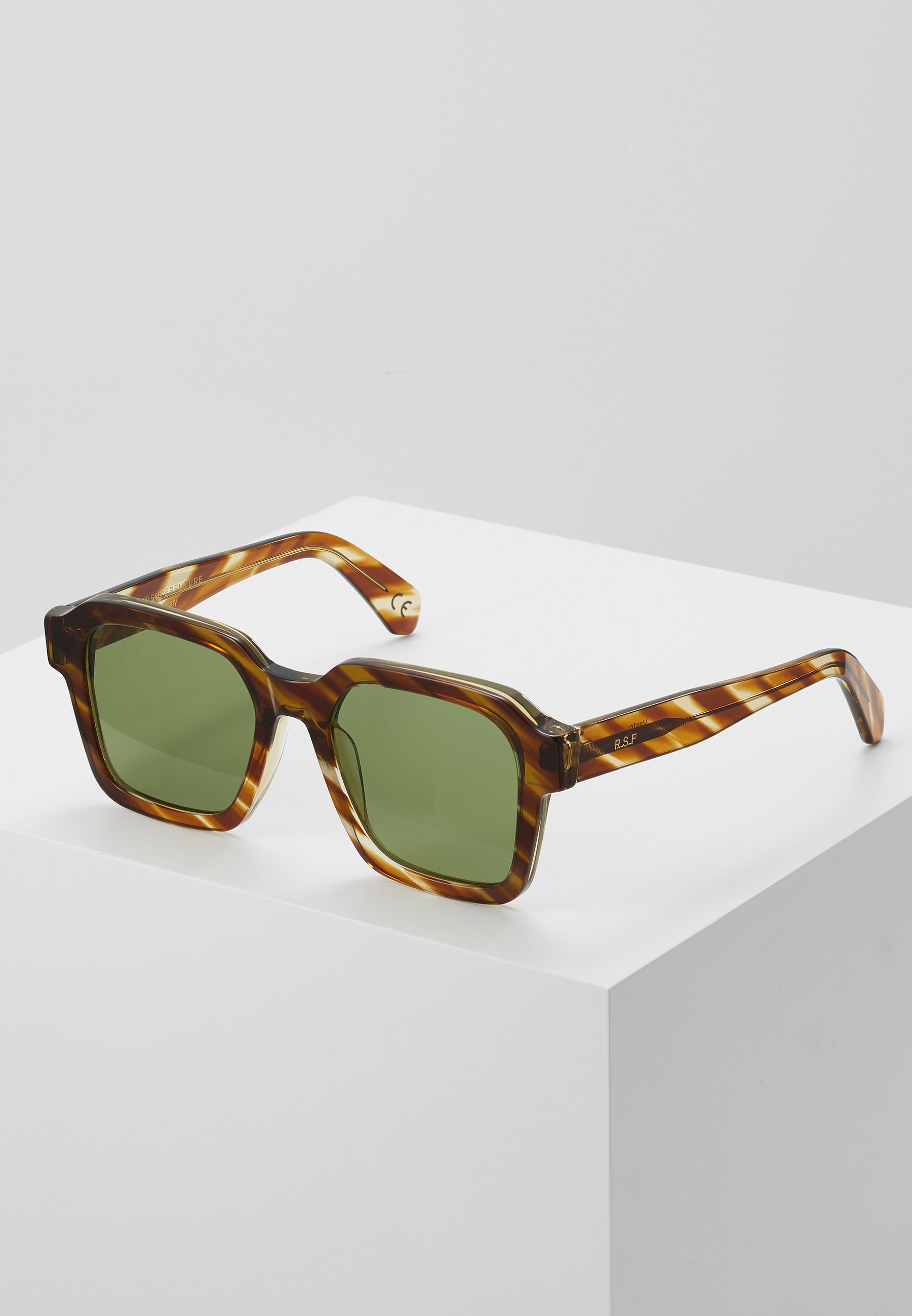 Low Cost Outlet RETROSUPERFUTURE VASTO HAVANA RIGATA - Sunglasses - havana rigata | men's accessories 2020 xlOp6