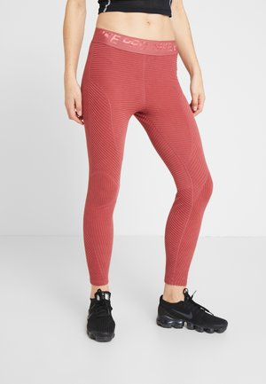 Leggings - salmon