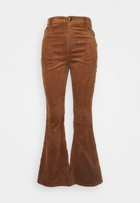 Glamorous - LADIES TROUSERS - Trousers - brown - 0