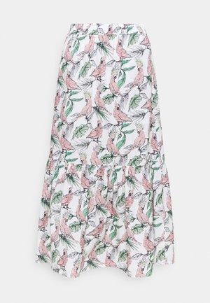 TIMME - A-line skirt - weiss