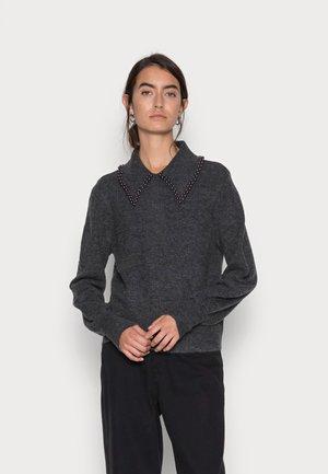ONLPEARLA - Jumper - dark grey