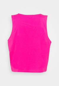 Calvin Klein Jeans - TONAL MONOGRAM TANK - Top - party pink - 6