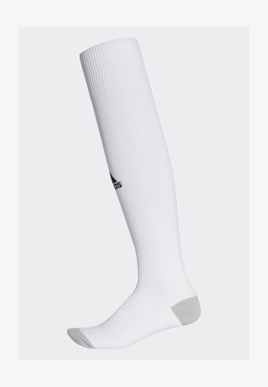 MILANO 16 AEROREADY KNEE - Knee high socks - white