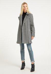 DreiMaster - Classic coat - hahnentritt - 1