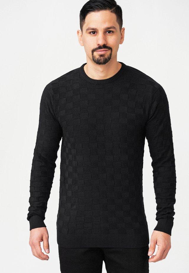 BREMBILLA - Pullover - black
