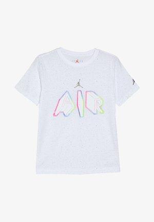 AIR SHUTTLE - Printtipaita - white