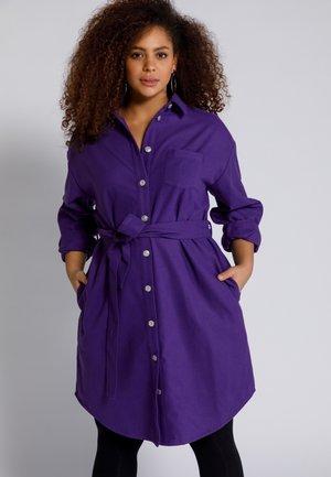 Shirt dress - violette