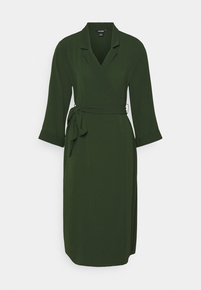 ANDIE DRESS - Korte jurk - dark green