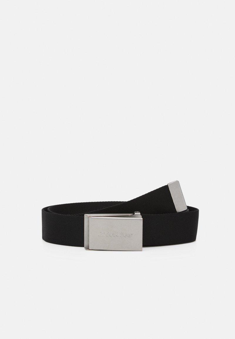 Dickies - BROOKSTON UNISEX - Pásek - black