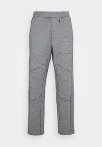 LNDR - TECH PREME TRACKPANT - Tracksuit bottoms - grey marl - 4