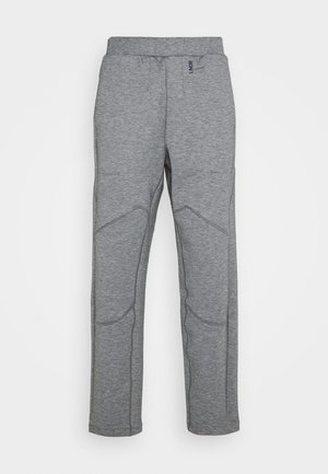 TECH PREME TRACKPANT - Tracksuit bottoms - grey marl