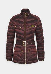Barbour International - GLEANN QUILT - Light jacket - cocoa - 6