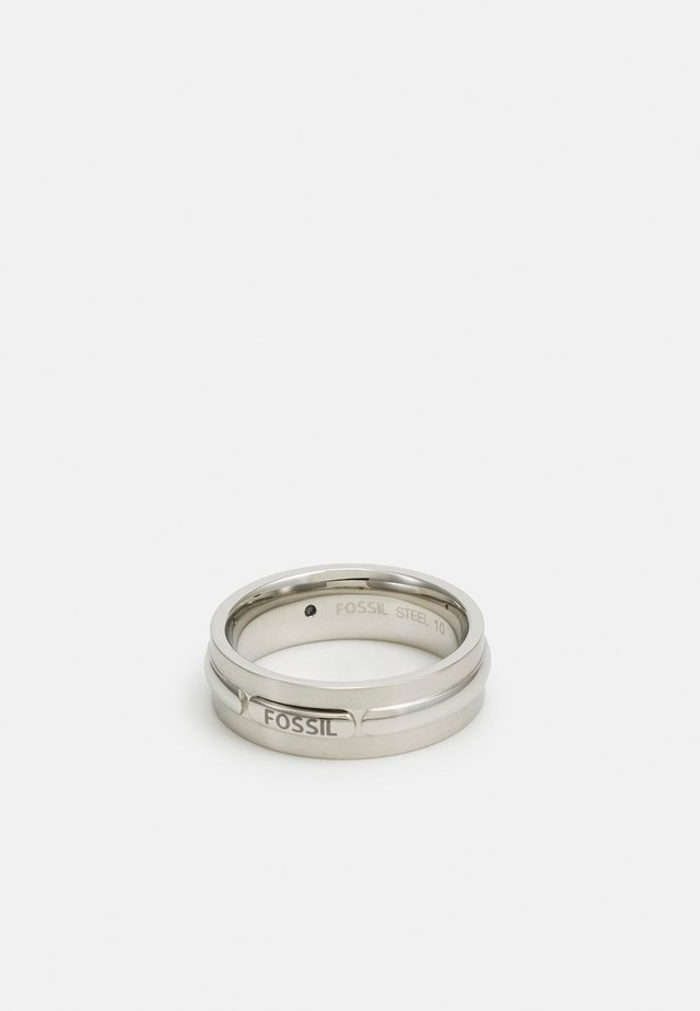 MENS DRESS - Bague - silver-coloured