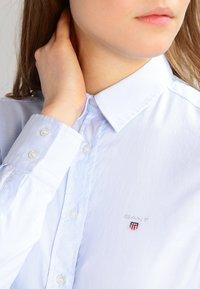 GANT - Button-down blouse - light blue - 3