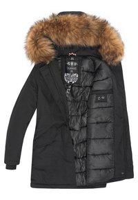 Marikoo - KARMAA - Winter coat - black - 4