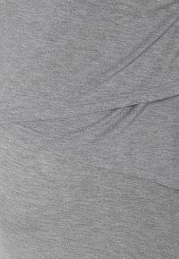 MAIAMAE - NURSING DRESS - Maxi dress - grey marl - 2