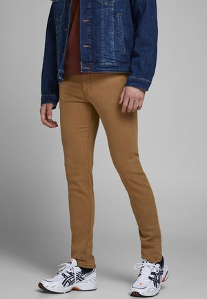 Slim fit jeans - rubber