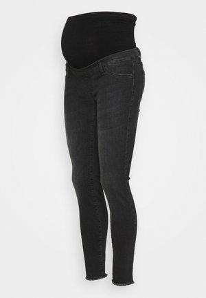 DAVE SEAMLESS - Jeans Skinny Fit - black