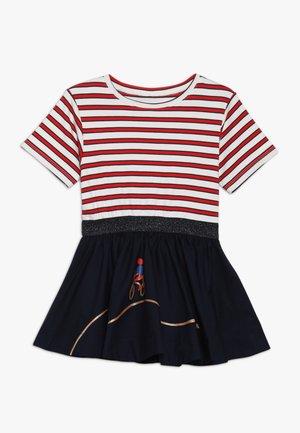 ROBE - Jersey dress - minuit