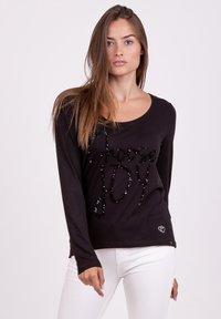 Key Largo - Long sleeved top - black - 0