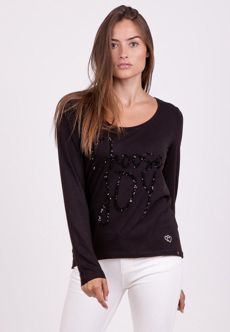 Key Largo - Long sleeved top - black