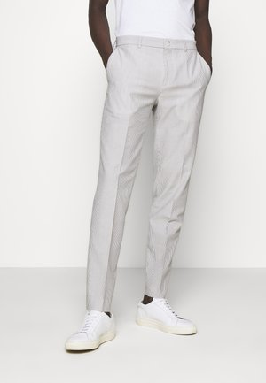 HELO - Suit trousers - open grey
