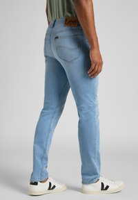 Lee - RIDER - Slim fit jeans - bleached cody - 3