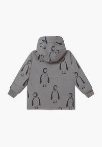 Mini Rodini - PENGUIN - Winter coat - grey - 2