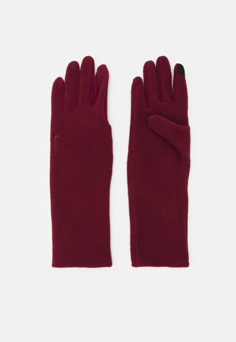 Nike Performance - COLD WEATHER GLOVES - Guanti - dark beetroot