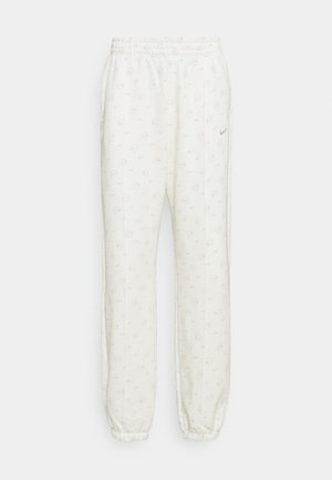 W NSW PANT BB AOP PRNT PACK - Pantalon de survêtement - sail/light bone