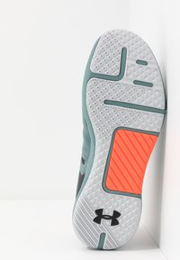 Under Armour - HOVR RISE  - Sports shoes - lichen blue - 4